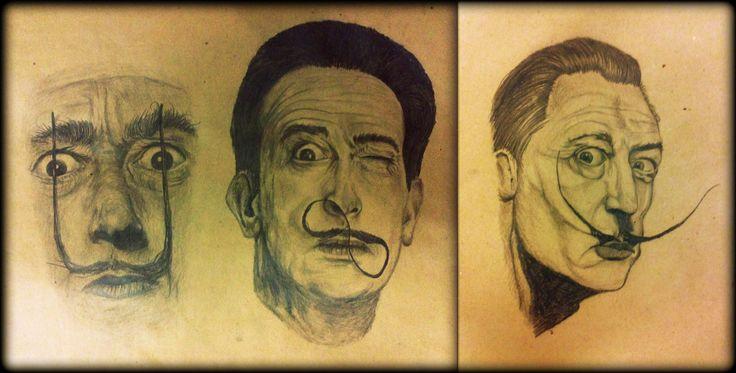 Salvador Dalí \\