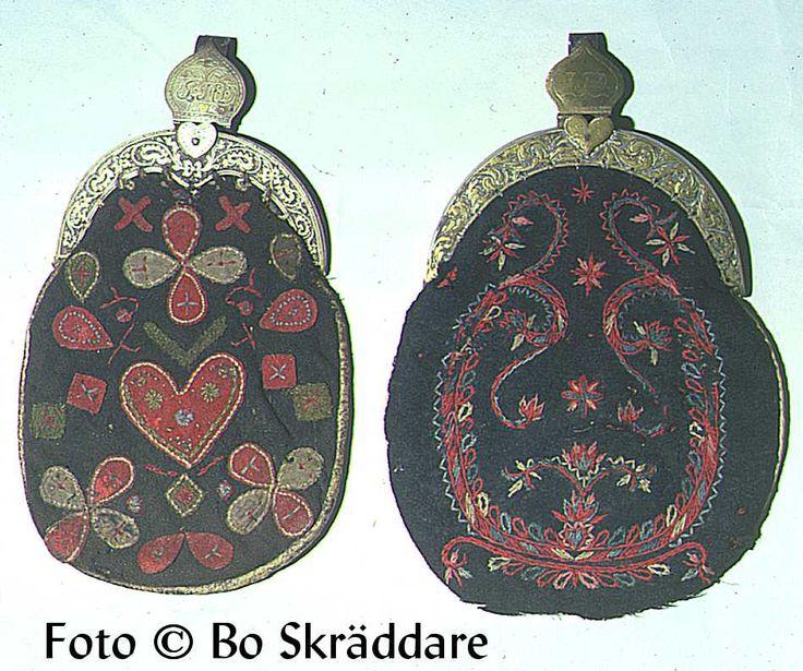 Exempel kjolväskor Ångermanland http://www.folkdrakt.se/bild/angermanland/ang040.jpg