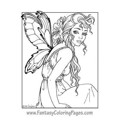 54 best FADAS images on Pinterest | Print coloring pages, Coloring ...