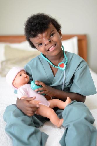 Ethiopian girl thanks Canada for facial reconstruction surgery - thestar.com