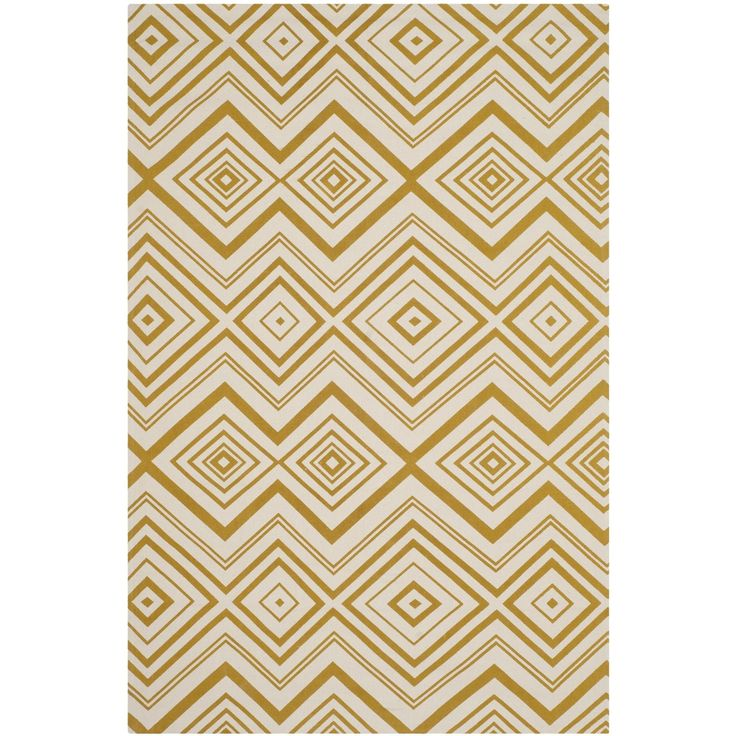 Sonny Ivory & Citron Area Rug