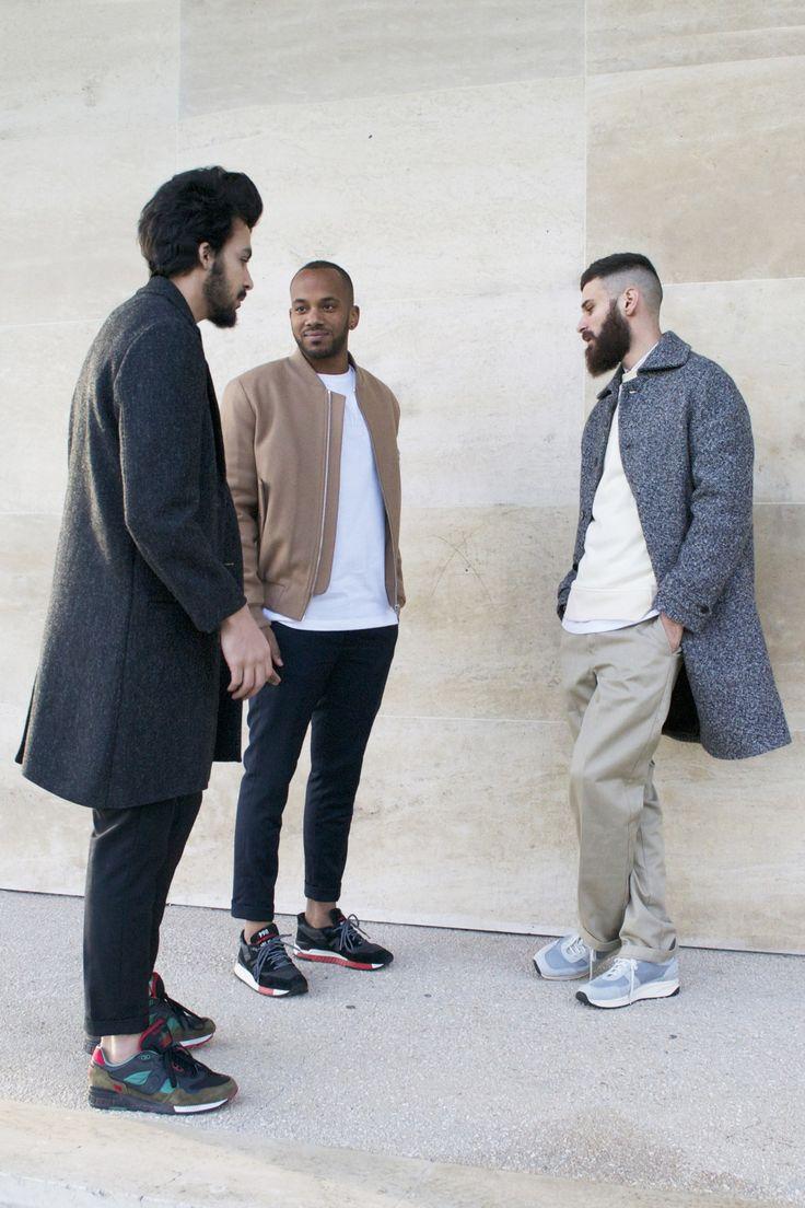 ALKARUS    Streetstyle Inspiration for Men! #WORMLAND Men's Fashion