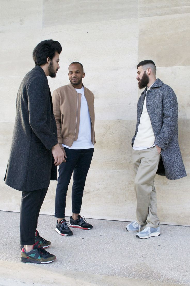 ALKARUS || Streetstyle Inspiration for Men! #WORMLAND Men's Fashion