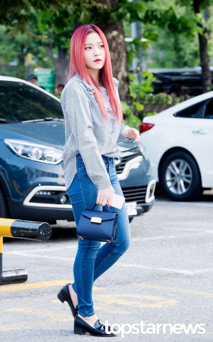 [HD포토] 레드벨벳(Red Velvet) 예리 시크美 넘치는 꼬부기파 막둥이 #topstarnews