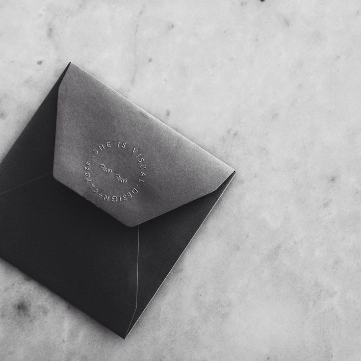 EMBOSSED LOGO by She Is Visual