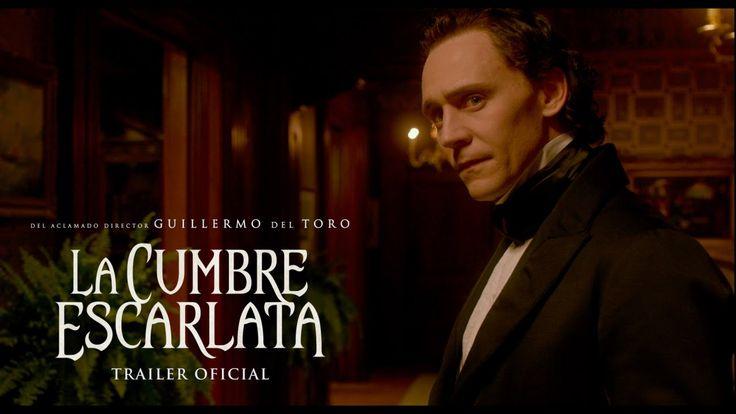 This trailer has an brief introduction by Tom Hiddleston.  La Cumbre Escarlata (Crimson Peak) | Trailer Internacional | HD