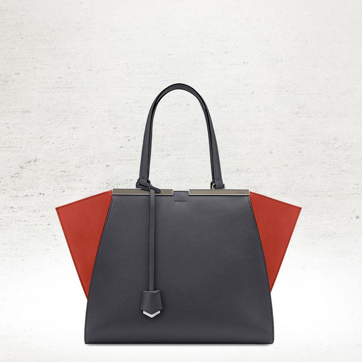 The Fendi Fall/Winter 2014-15 3Jours bag
