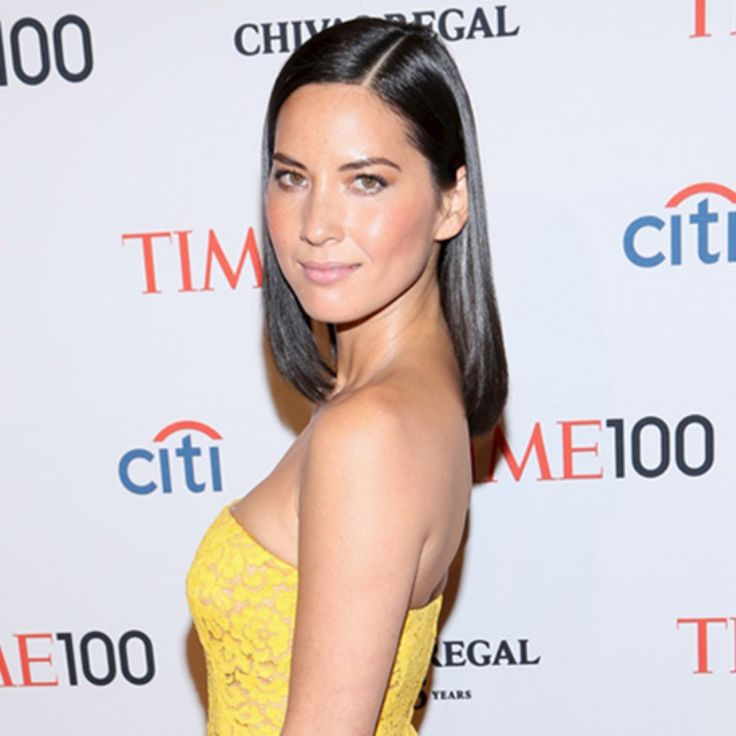 The Newsroom's awkward financial genius and queen of geek-chic Olivia Munn took time out from her busy