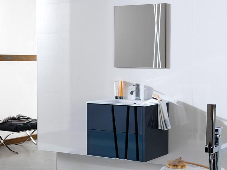 25 Best Mobiliario De Ba O Vanguardista Gamadecor Images On Pinterest Bathroom Furniture