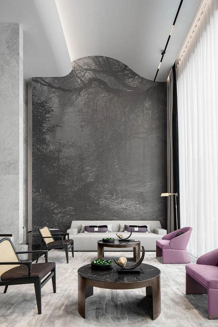海派东方 东方语境下的现代笔调维几设计 home decor home decor