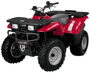 ATV Winch Mounting System for sale in Victoria, TX   Dale's Fun Center (866) 359-5986