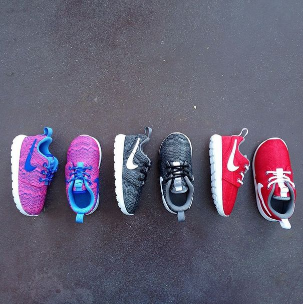 Kids need Roshe's too. PC: Finish Line Irvine