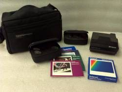 30730 - Polaroid Spectra System Camera SE   for sale at bmisurplus.com