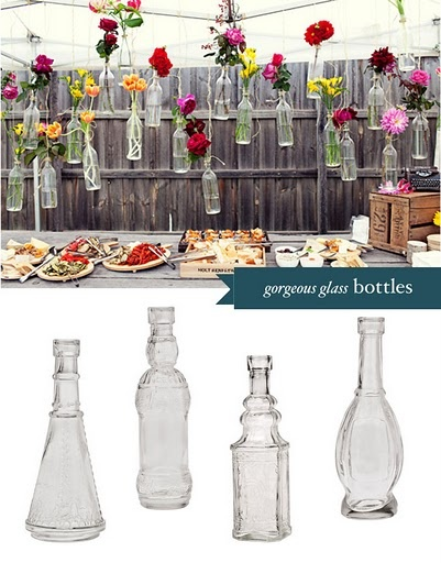 Decoration Ideas With Glass Bottles 131 Best Glass Bottle Ideas Images On Pinterest  Decorated