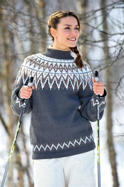 1111: Modell 20 Frisk/Finnmark #strikk #klassiker