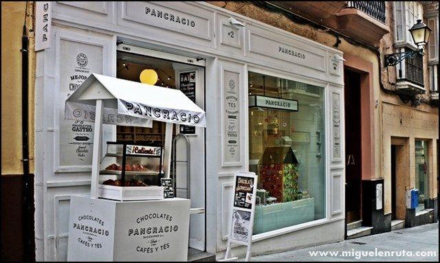 Chocolatería Pancracio (Cádiz)