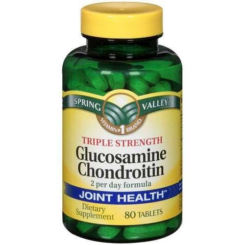 glucosamine and chondroitin - Top 10 Natural Dog Supplements