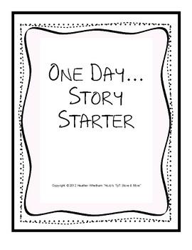 how to write an adventure story grade 8