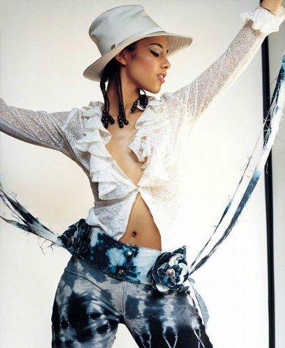 Alicia Keys - Album du fan-club
