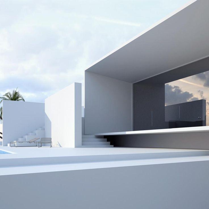 House|project #romanvlasov#architecture #modern #modernhouse #design #luxury #luxurylife #villa #archilovers