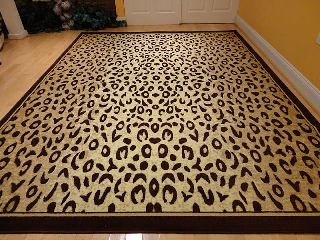 Best 25 Animal Print Rug Ideas On Pinterest Cheetah
