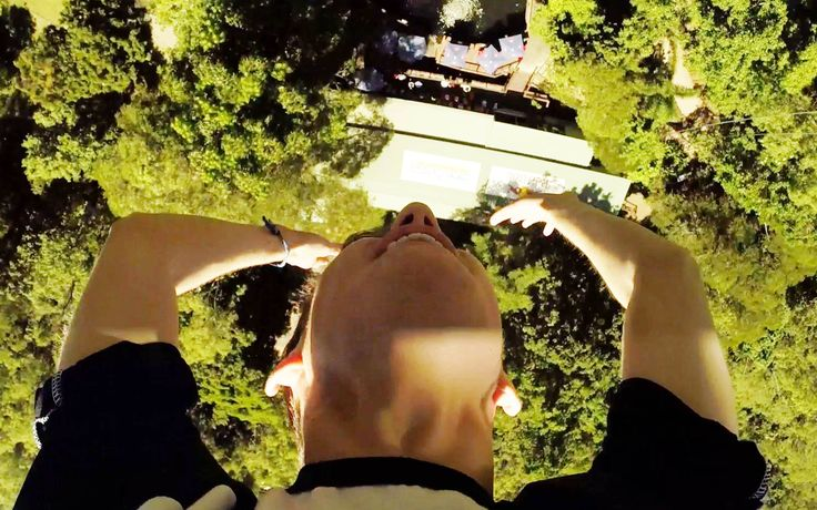 BUNGEE JUMPING WITH TROYE SIVAN (FULL CLIP)