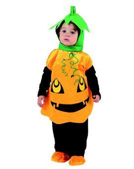 Disfraz para bebé calabaza, talla 6-12 meses