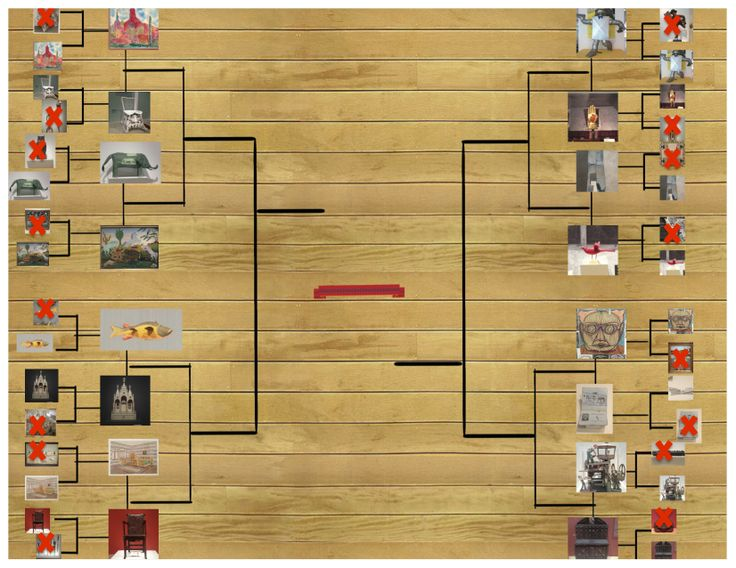 Round two! Did your favorites makes it?   Be sure to vote for your favorite to make it to the Final Four!