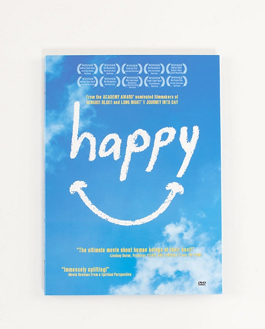The Happy Movie DVDHappy Movie, Movie Dvd, Living Happy, Fit Diet, Fitness Diet, Yoga Mats, Accessories, Lululemon Athletica, Good Relationships