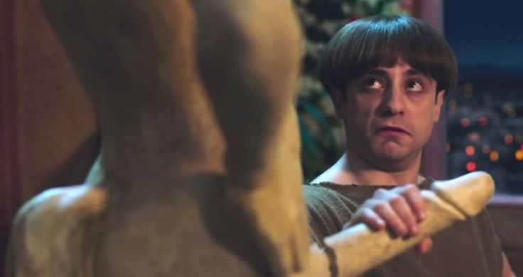 Grumio from Plebs season 2 regrets his investigation of an ...
