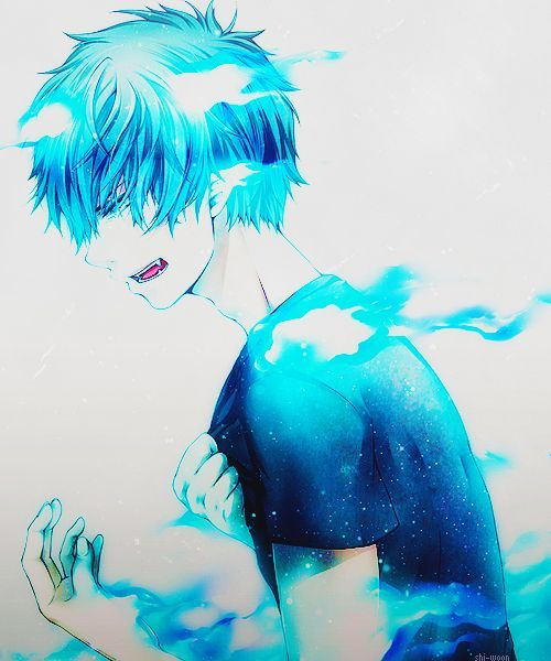 Blue Exorcit:3