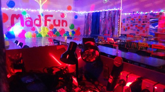 MadFun Birthday Party Kids Disco venue in Wantirna South