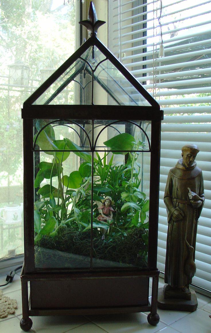 25 unique indoor fairy gardens ideas on pinterest diy for Make your own indoor garden
