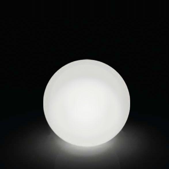 Sfera luminosa da giardino diametro 40 cm (con immagini