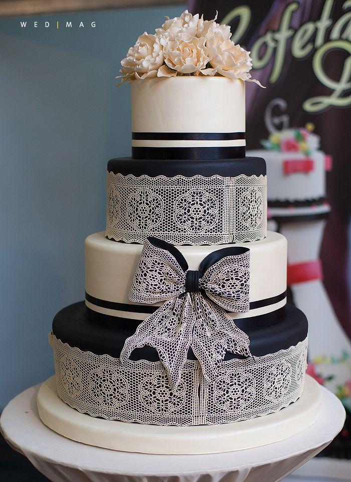 Sugarveil wedding cake Salonul Mireselor Cluj-Napoca