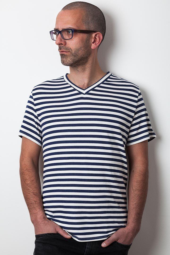 *fraenne - style for man* Mode für Männer, lässiges Shirt, Männermode,