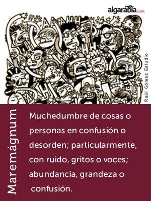 #Palabrota: Maremagnum