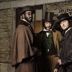 Still of Kyle Schmid, Ato Essandoh and Tom Weston-Jones in Copper