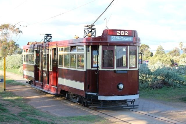 The Adelaide Tram museum is at St Kilda in the City of Salisbury. Great for a family day out and remember you can take the kids to the famous St Kilda Playground. Photo by David Cook.