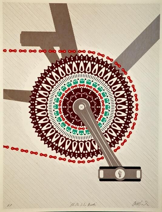 Bicis / Bicycle Graphic Design