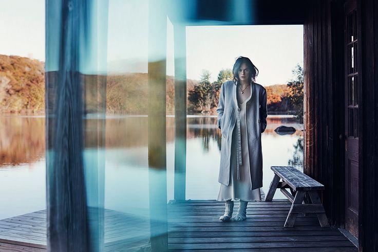 Ruth Wilson by Steven Lippman #ruthwilson #fashion #theaffair #photography
