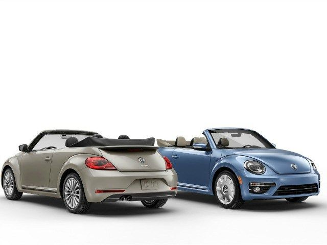 The Electric Vehicle From Volkswagen Is Pending While The 2019 Vw Beetle Is The Last The Au Beetle Convertible Volkswagen Beetle Convertible Volkswagen Beetle