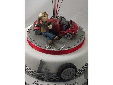 Mechanic's Cake