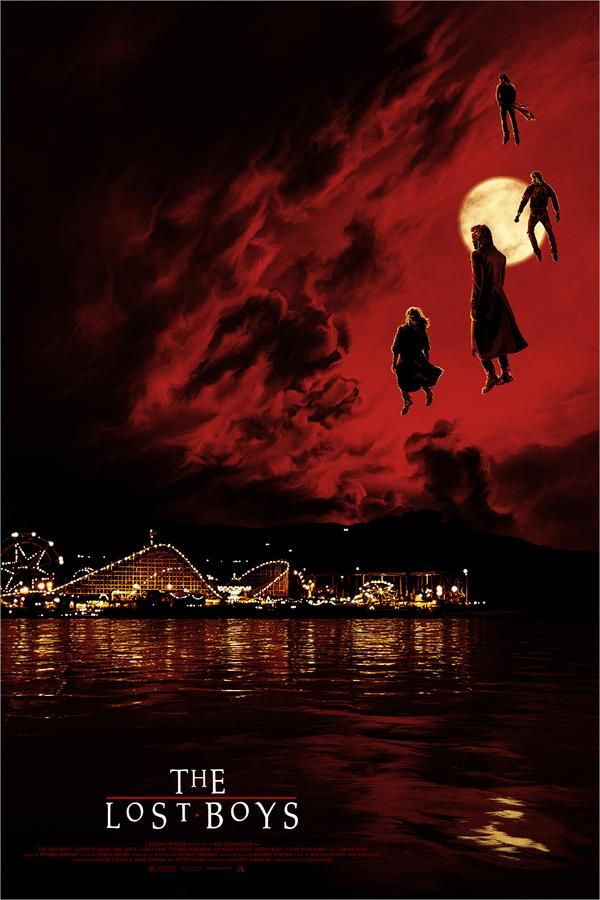 The Lost Boys By Kevin M Wilson Ape Meets Girl With Images Lost Boys Movie Lost Boys