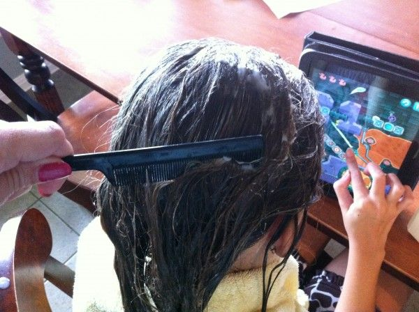 How to Get Rid of Lice - just in case! Very informative...I'd want to re-read this if it ever happened.