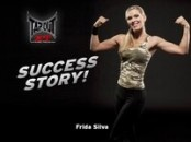 Tapout XT Success Stories with Frieda- she is hot!