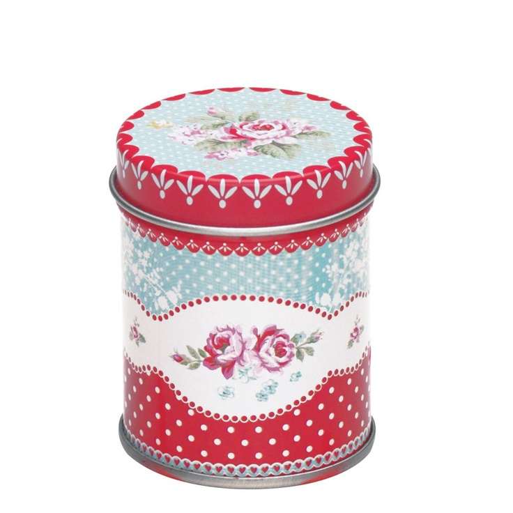 GreenGate Amy Matches Set In Tin