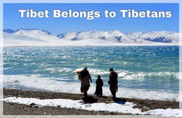 TIBET for Tibetans. #China #FreeTibet #SaveTibet #Tibet