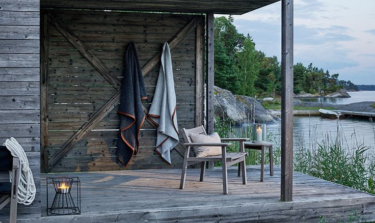"Skargaarden proudly reports that they ""make furniture for those precious moments; for the short Swedish summers."" With such a purist stance, the Scandinavian brand has dedicated itself to making furniture that can withstand all the forces that nature throws at it."