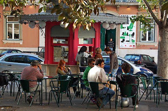 O melhor dos quiosques de Lisboa -